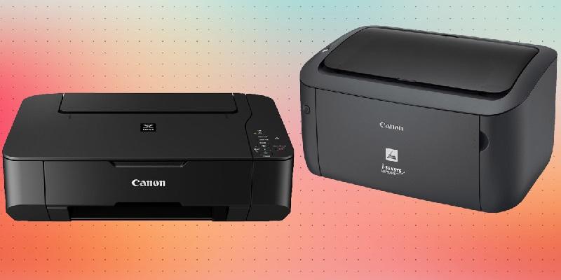 مزایا و معایب چاپگرهای لیزری و پرینترهای جوهر افشان