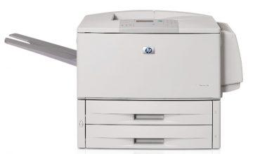 Photo of نحوه رفع خطای 13.20 در چاپگر HP LaserJet 9000