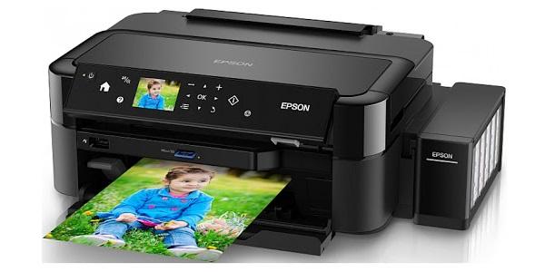 تنظیم مجدد چاپگر Epson