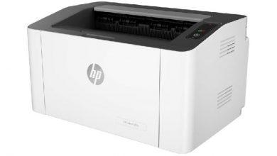 Photo of معرفی چاپگر لیزری HP 107 A