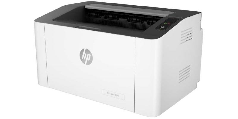 معرفی چاپگر لیزری HP 107 A
