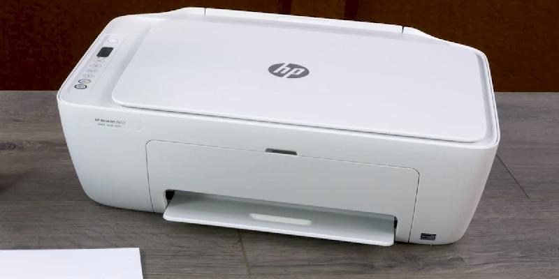 راهنمای فوری برای راه اندازی چاپگر HP Deskjet 2652