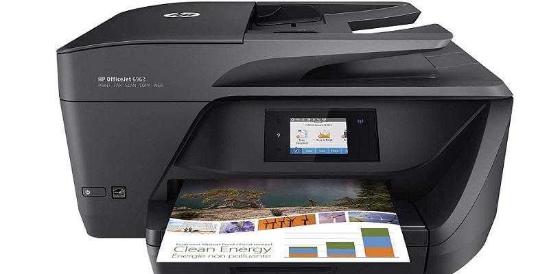 چگونه چاپگر HP Officejet 6962 را راه اندازی کنیم؟