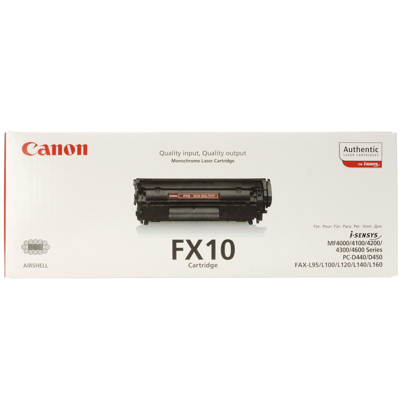 کارتریج کانن Canon FX10